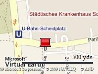 Startpunkt: Scheidplatz München