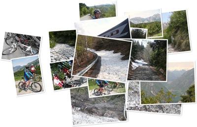 Torbole - Monte Altissimo - Torbole anzeigen