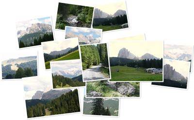 Impressionen 2009 - Seiser Alm  Dolomiten anzeigen
