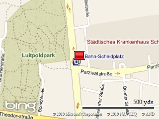 Startpunkt: Scheidtplatz