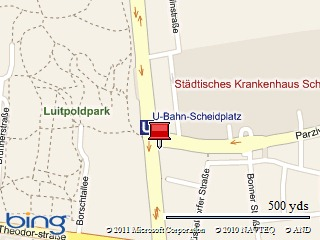 Startpunkt: Scheidplatz