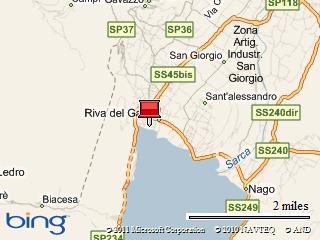 Startpunkt: Riva del Garda