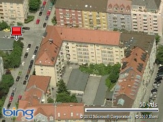 Startpunkt: Josephsplatz